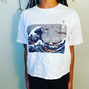 🌊THE GREAT WAVE TEE🌊